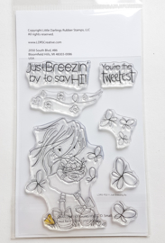 Clear Stamp LDRS - Holly Just Breezing