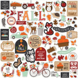 """PaperPad Echo Park - My Favorite Fall (12"""" Kit)"""