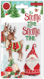 Clear Stamp Craft Consortium - It's Snome Time