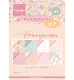 PaperpPad Marianne Design A4 - Honeymoon 4