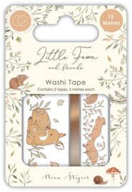 Masking Tape - Little Fawn (set 3 rollen)