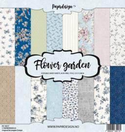PaperPad Papirdesign - Flower Garden