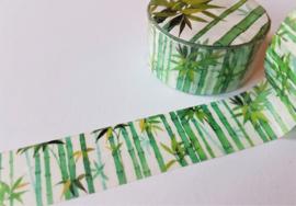 Masking Tape - Bamboe Bos