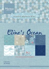 PaperPad Marianne Design - Eline's Ocean