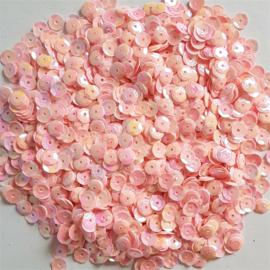Pailletten - Licht Roze (10 gram)
