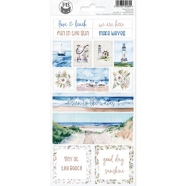 Piatek13 Sticker sheet - Beyond the Sea 02