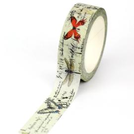 Masking Tape - Vintage Vlinders