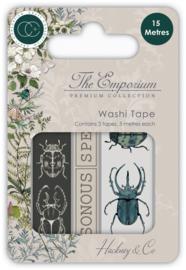 Washi Tape - The Emporium (set 3 stuks)