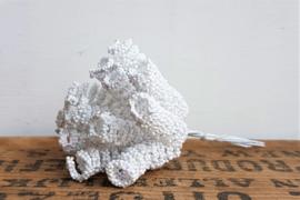 Spiraalbloem - Wit (set 10 stuks)