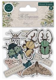 Craft Consortium houten figuurtjes - The Emporium