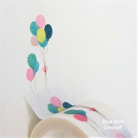 Masking Tape - Ballonnen