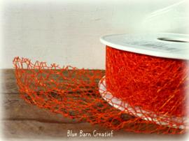 Crispy Lint 30 mm - Oranje