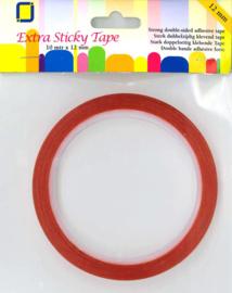 Extra Sticky Tape - 12mm x 10 meter