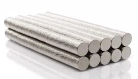 Hobby Magneetjes - 10 x 1mm (set 10 stuks)