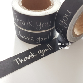 Masking Tape - Thank You