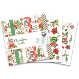"6"" PaperPad Piatek13 - Christmas Treats"