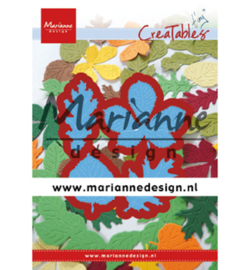 Snijmal Marianne Design - Tiny's Leaves