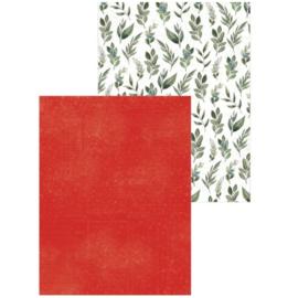 "6x8"" PaperPad Piatek13 - The Four Seasons 'Winter'"