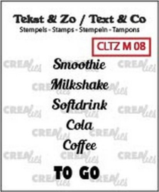 Clear Stamp - Smoothie