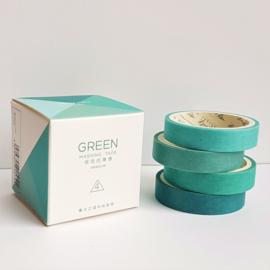 Masking Tape set - Green