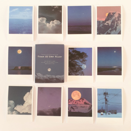 Polaroid Stickers - Trace Of Star River