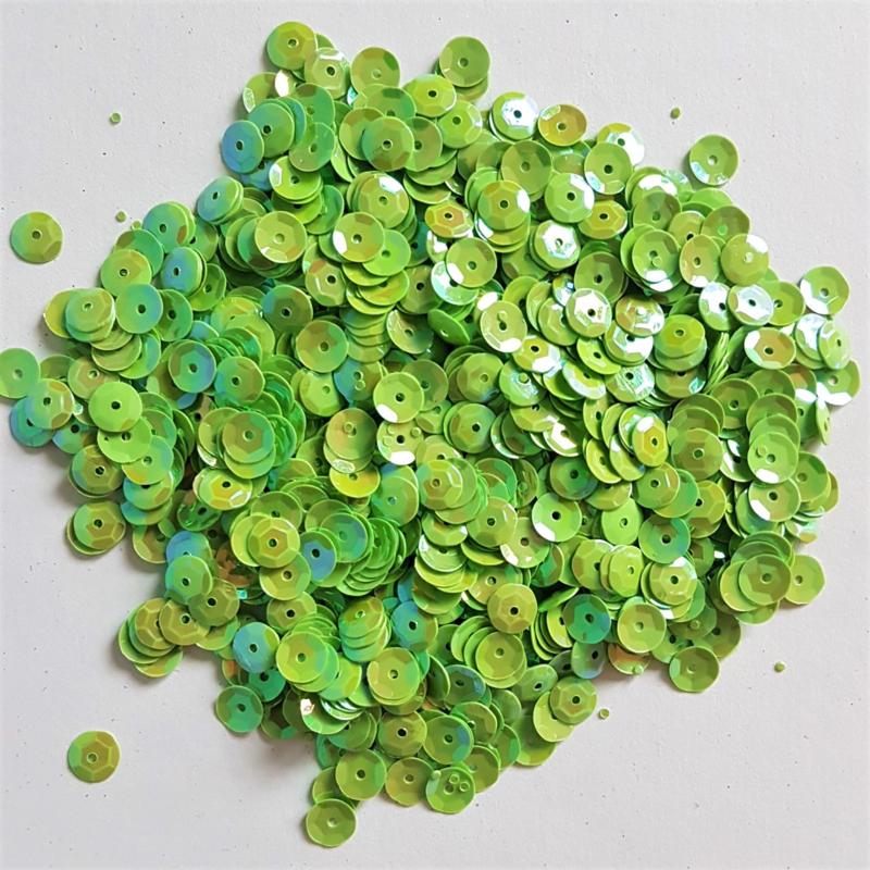 Pailletten - Appel Groen (10 gram)