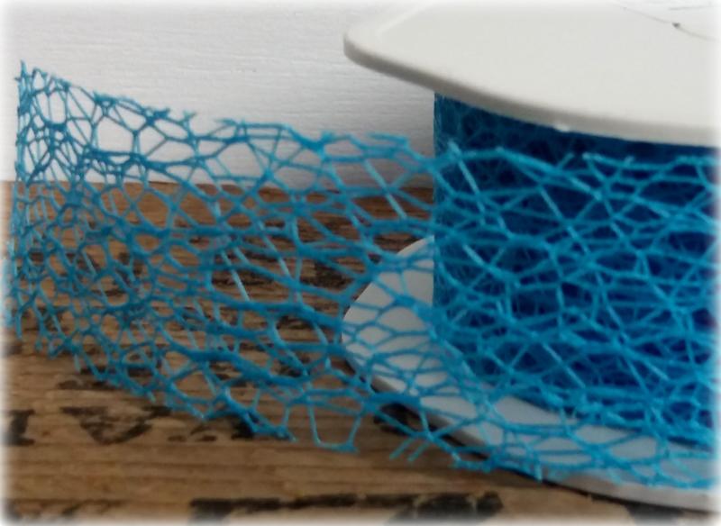 Crispy Lint 30mm - Turquoise