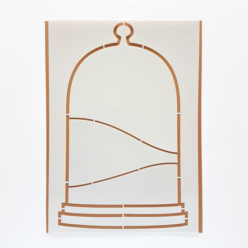 Marianne Design Stencil - Stolp
