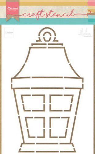 Marianne Design Stencil - Lantaarn