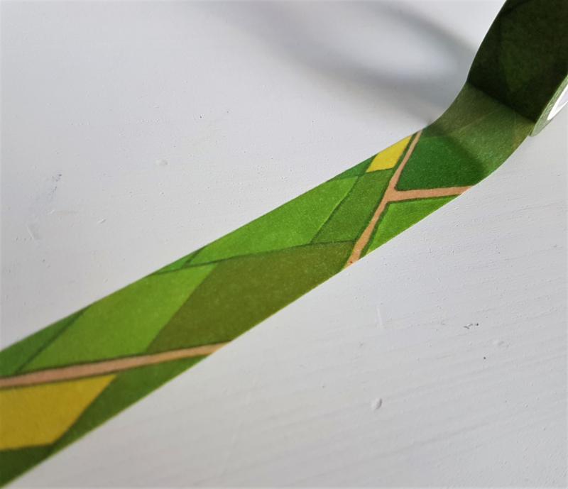 Masking Tape - Polder Landschap