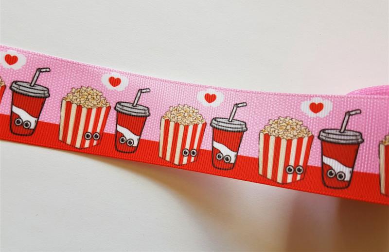 Lint - Popcorn & Soda