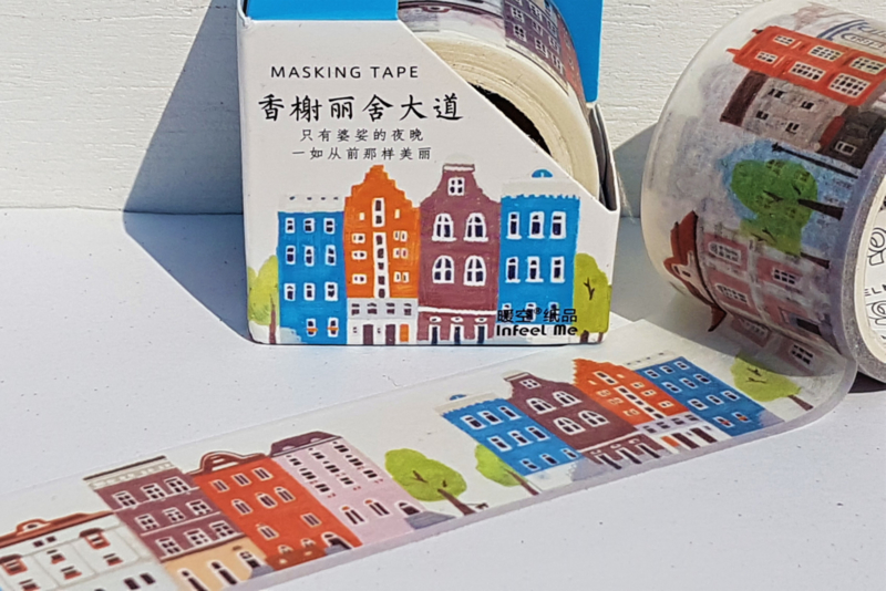 Masking Tape - Huizen