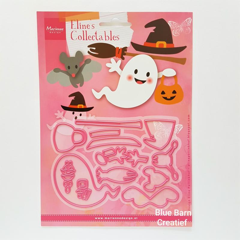Snijmal Marianne Design - Halloween