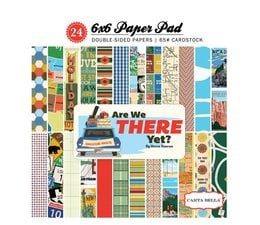 PaperPad CartaBella - Are We There Yet? 6""
