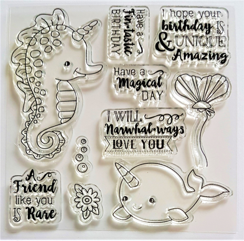 Clear Stamp - Have a Magical Day