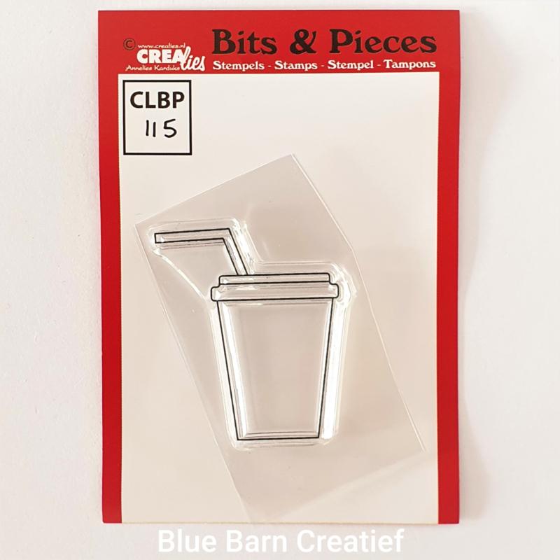 CreaLies clear stamp - Softdrink / Milkshake