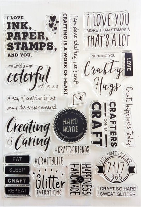 Clear Stamp - Crafting