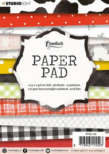 PaperPad Studio Light - PPSL143 (A6-formaat)