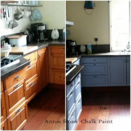 Keuken van Det