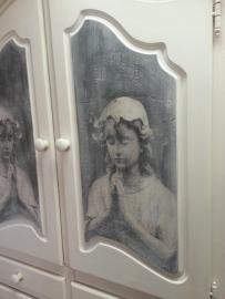 Workshop transfer annie sloan chalk paint ...feb 2014