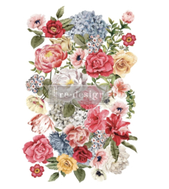 Transfer Wondrous floral II