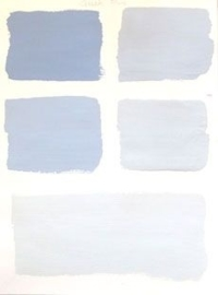 Greek Bleu annie sloan chalk paint