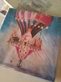 Servet circusballon