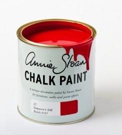 Emperor,s silk annie sloan chalk paint