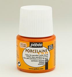 Porcelaine saffron orange  45 ml