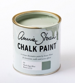 Duck egg Bleu annie sloan chalk paint