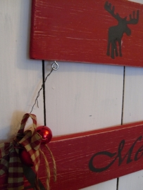 Kerst Hanger  Miss mustard seed Milkpaint ...dec 2014
