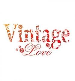 sjabloon Vintage