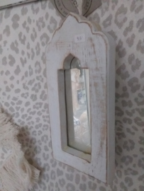 Spiegel 26 cm lang