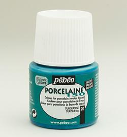 Porcelaine  Turquoise 45 ml